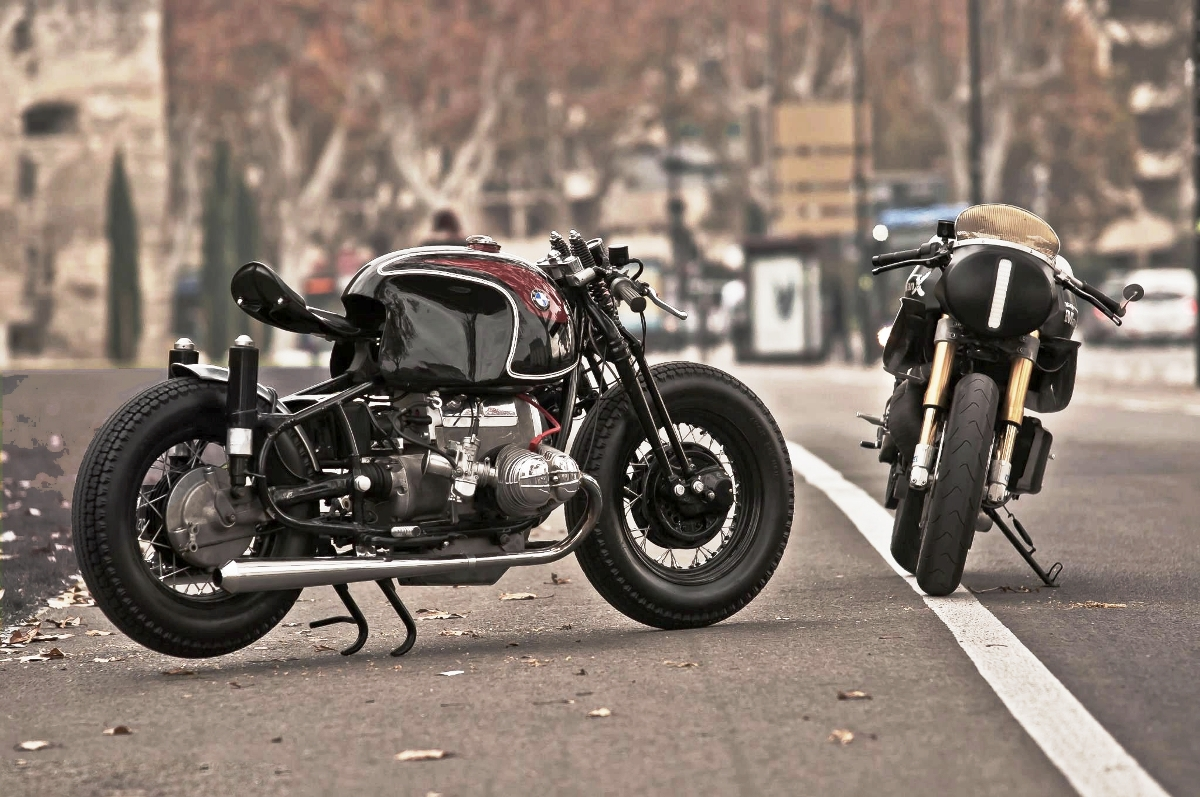 BMW R90S By Sebastien Beaupere