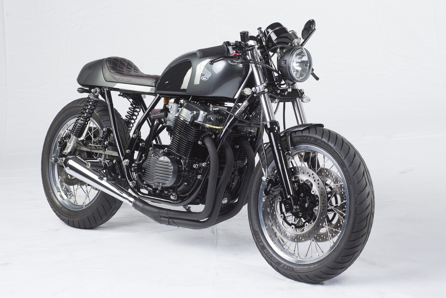 The Soul Racer – Mighty Motorcycles