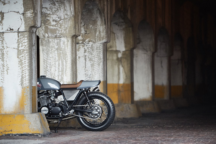 1974 Honda CB750K Dark Passenger from Federal Moto