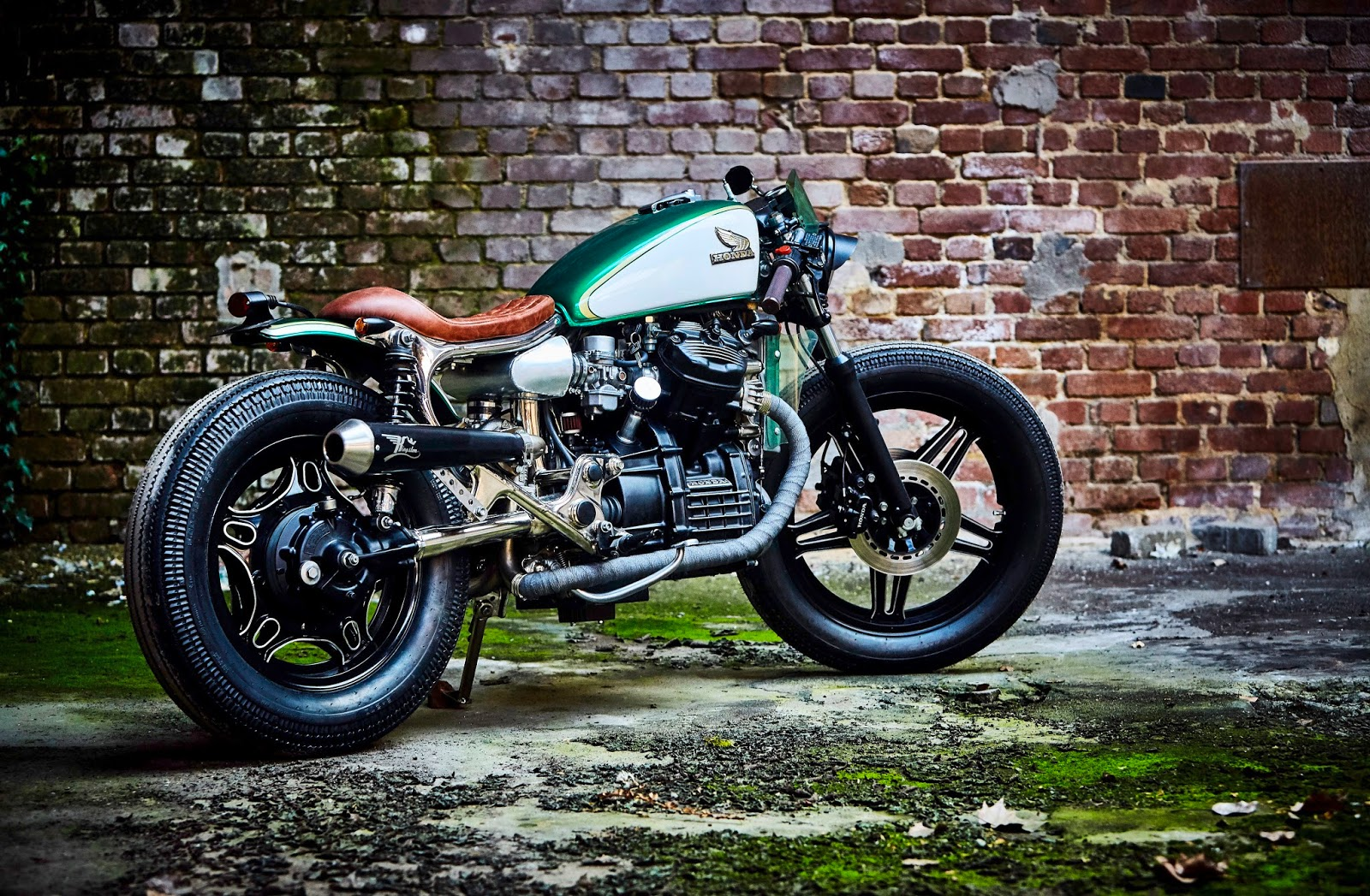 CX500 Turbo from Kingston Customs