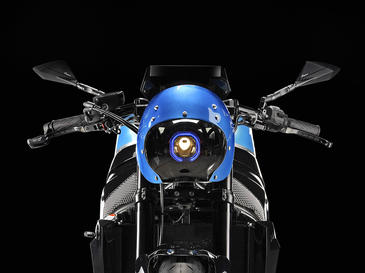 "Suzuki GSX 750 ""Zero"" by Officine GP Design"