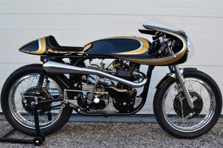 Triton CR650 Special by Stile Italiano