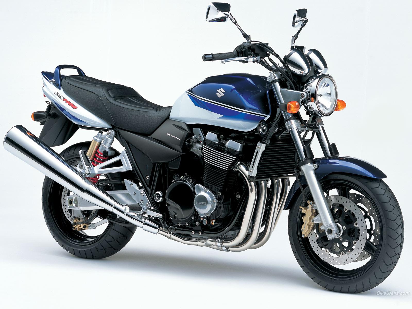 Suzuki GSX1400 2005