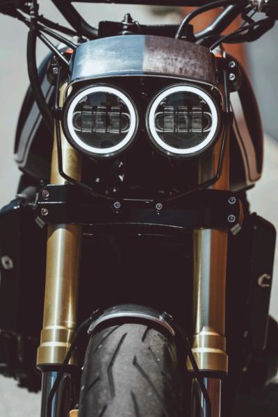 Kawasaki Z1000 by Rogue Motorcycles
