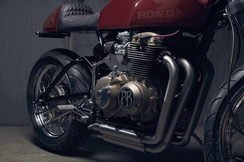 Honda CB400F from PopBang Classics