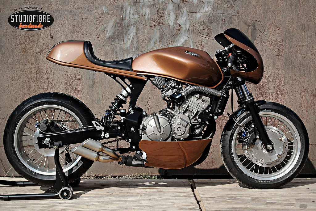 Top 5 Honda Hornet Cafe Racers