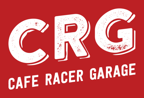 Cafe Racer Garage Logo