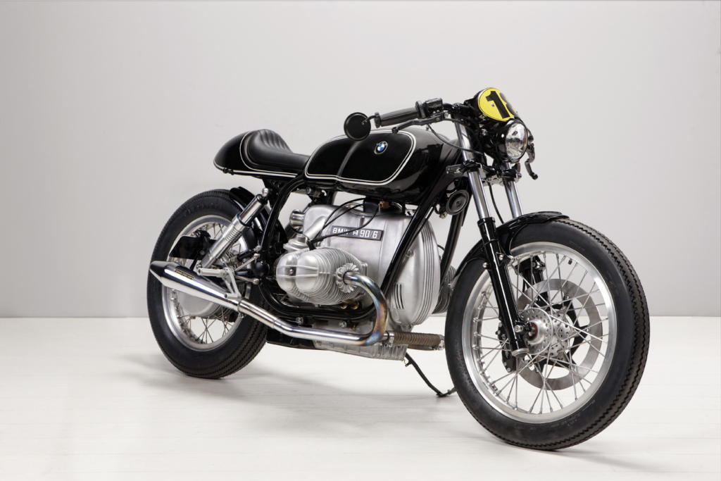 BMW R60 Factory Racer by Renard Speed Shop