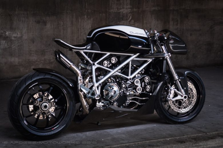 Ducati 848 by Apogee Motoworks
