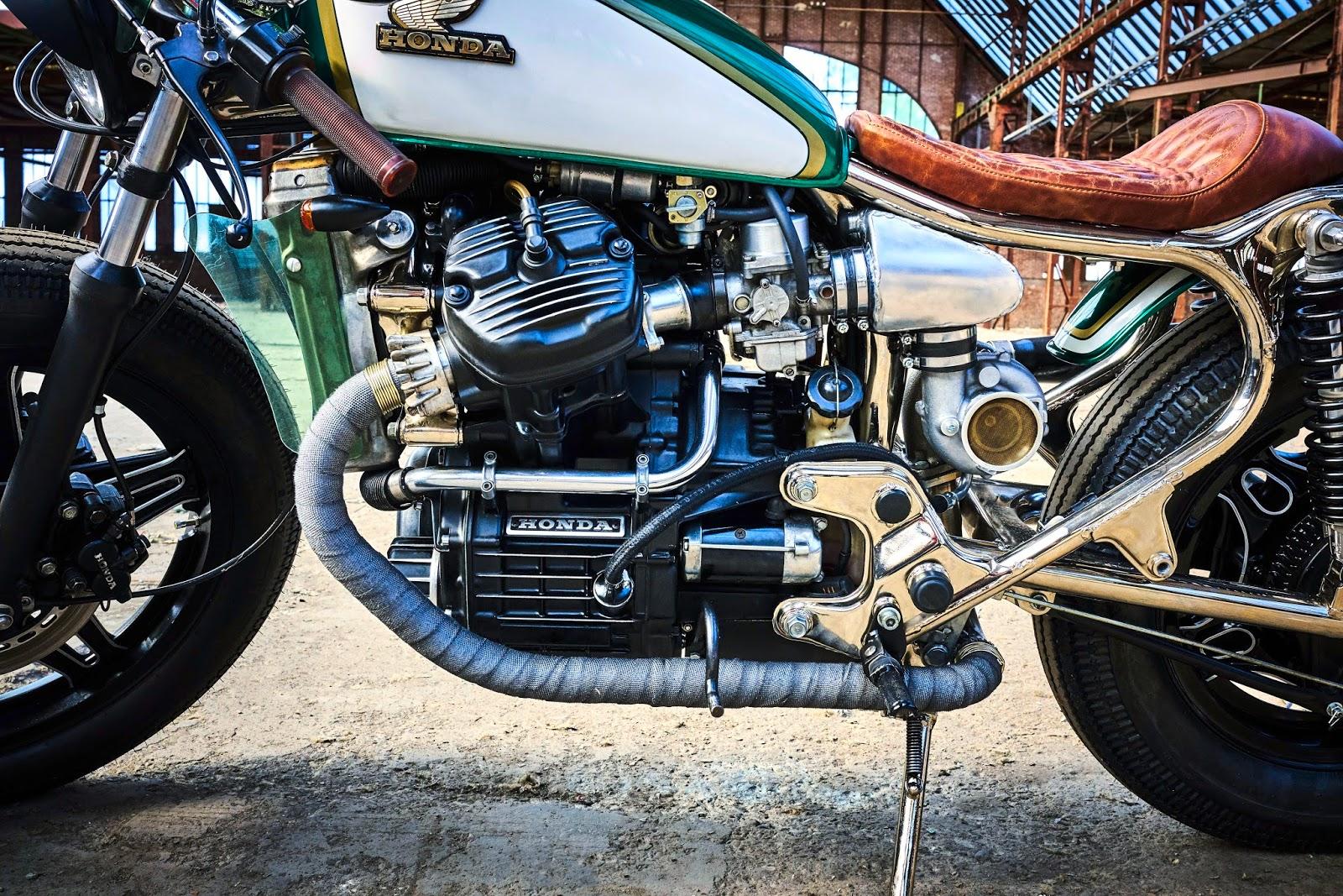 Honda Cx500 Turbo Cafe Racer