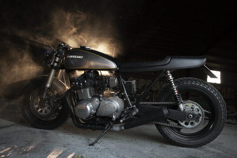 """Kawasaki Z1000 """"Monkee #36"""" from Wrenchmonkees"""