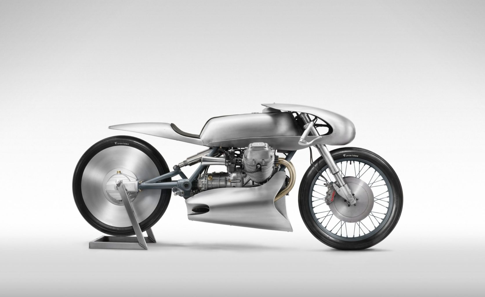 "MotoGuzzi Le Mans Mk II ""Airforce"" by Death Machines of London"