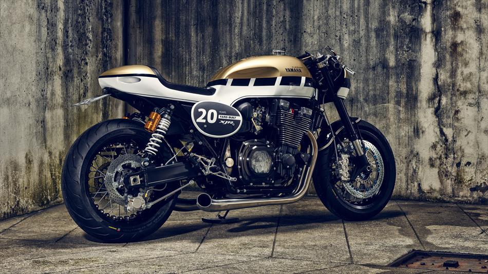 Yard Built XJR1300 'CS-06 Dissident' by it roCkS!bikes