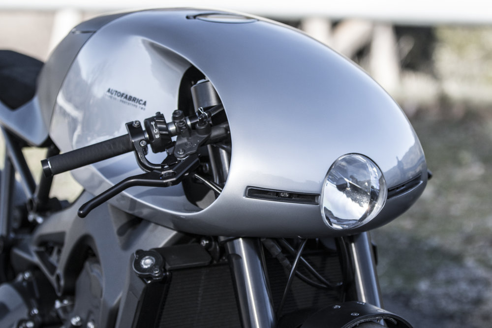 Yamaha Type 11 by Auto Fabrica