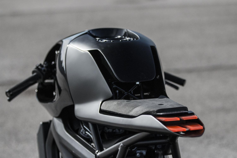 Yamaha Type 11 by Auto Fabrica