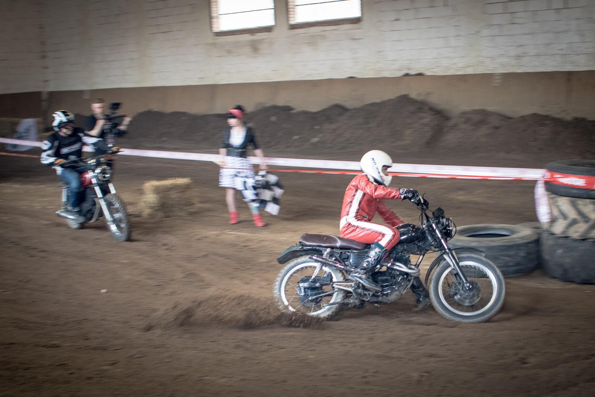 Donkey Dash racing during Custom Days in Przywidz