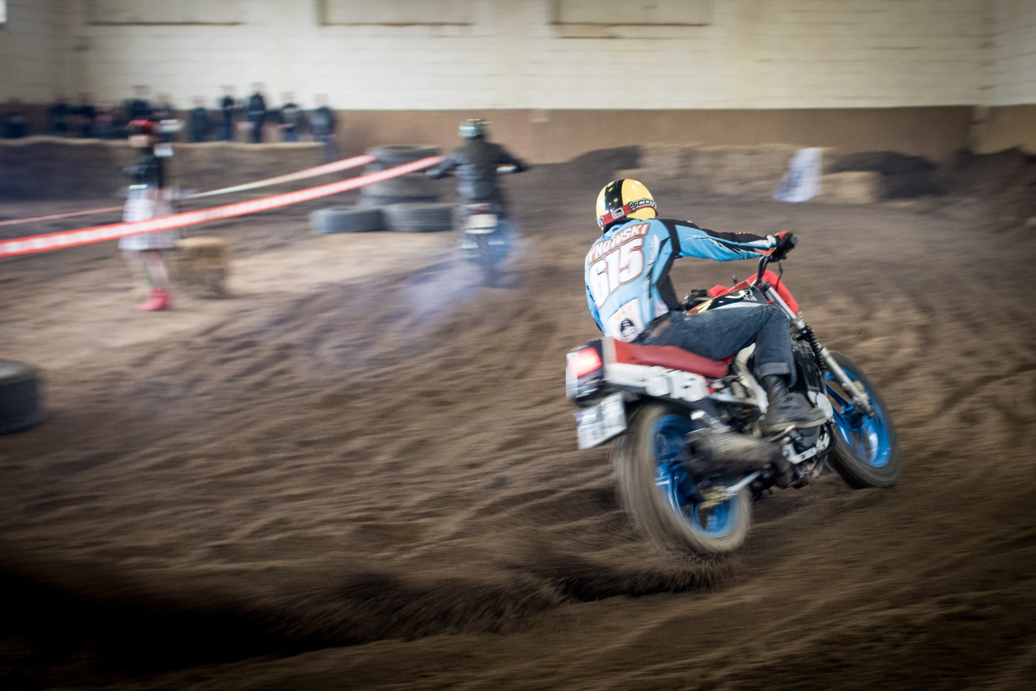 Donkey Dash racing during Custom Days in Przywidz
