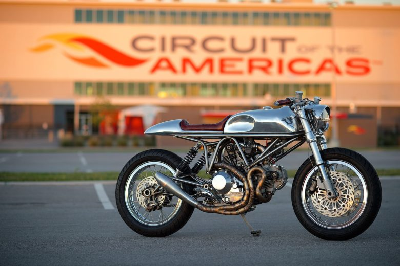 Ducati 900SS by Revival Cycles