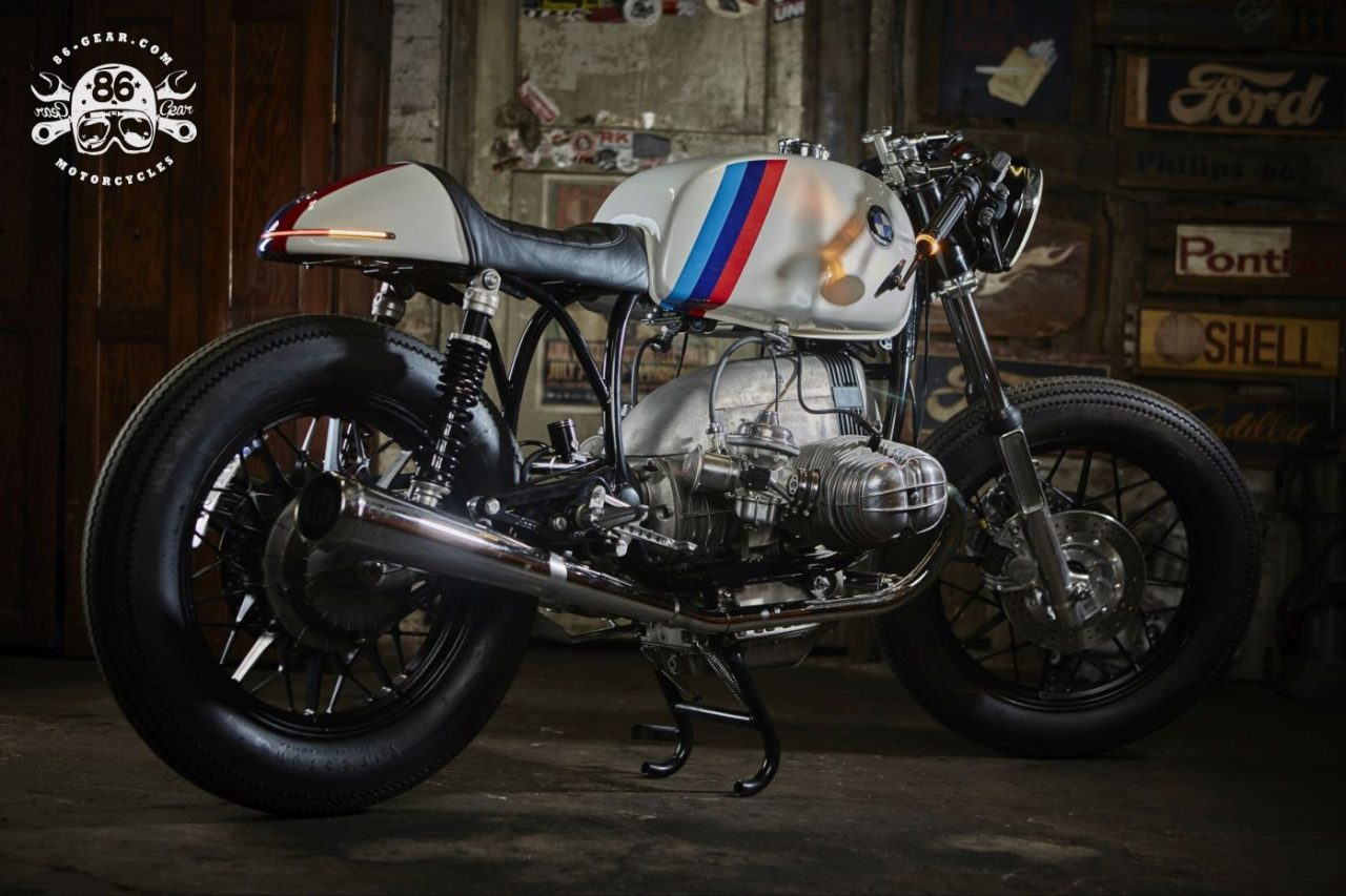 1982 R100RT M-series by 86 Gear Motorcycles