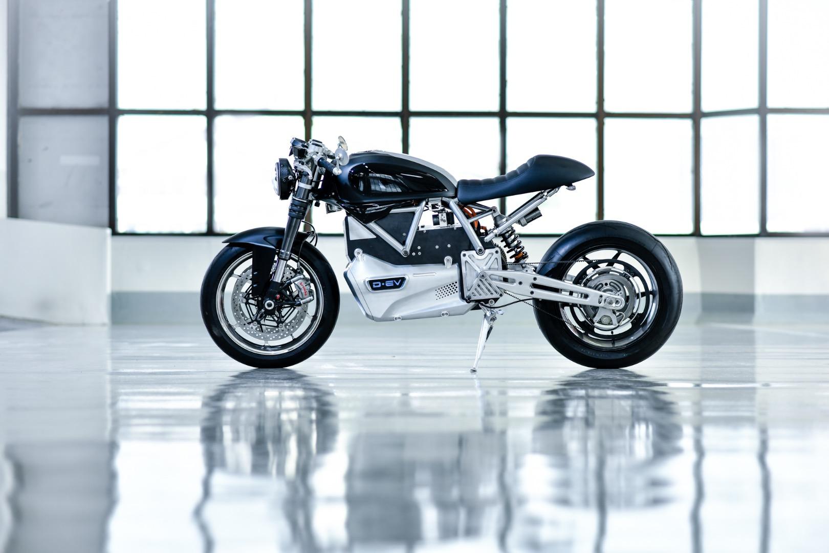 Ducati Scrambler D-EV by Natapichat