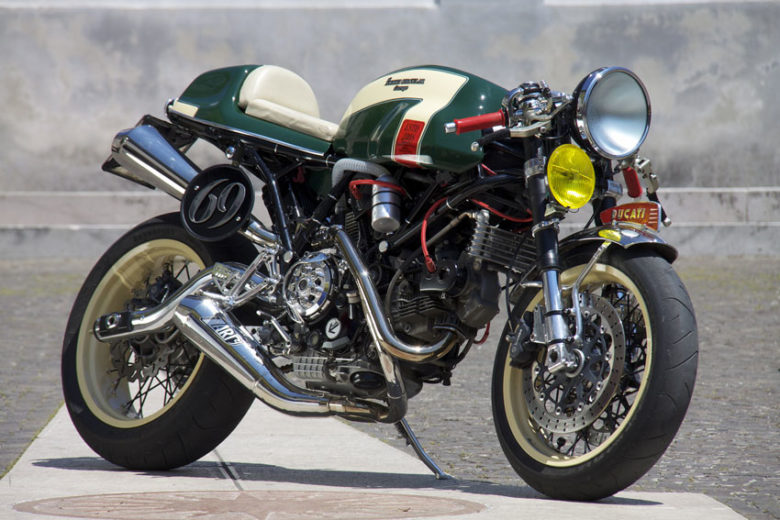 Ducati Sport Classic 1000 La Permalosa by Unique Cycle Work
