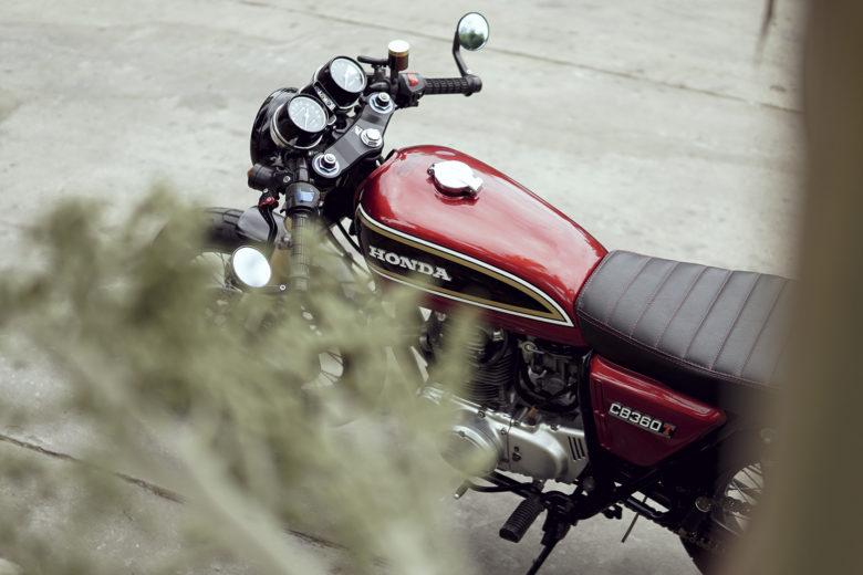 Honda CB360T by Artur Barros