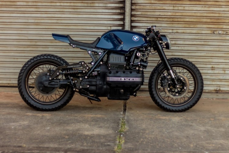 BMW K100 Cafe Racer by Retrorides