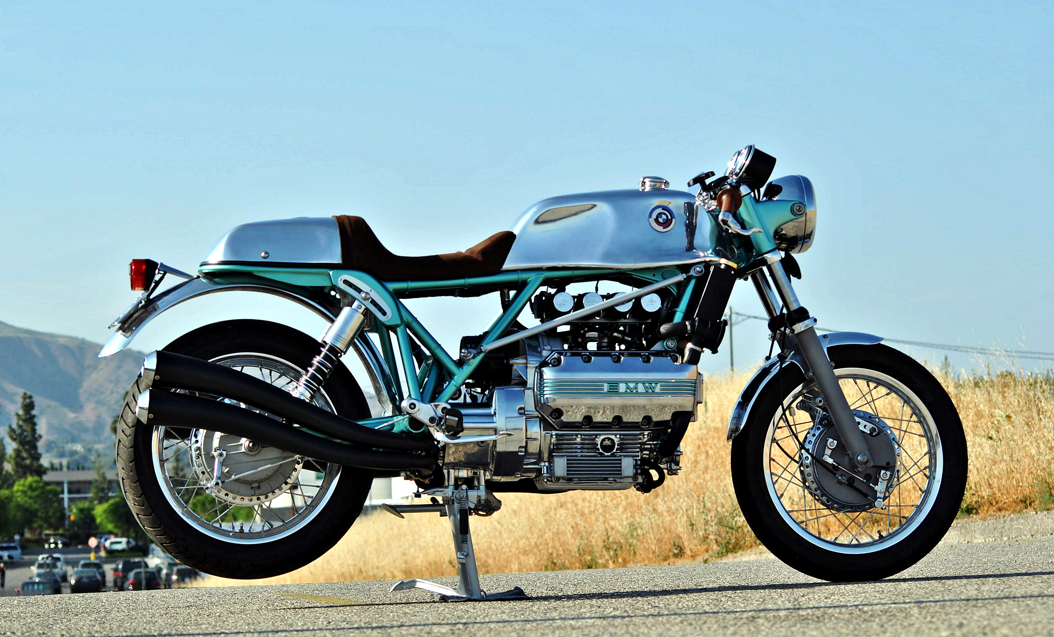 K1200 KAgusta by Larry Romestant