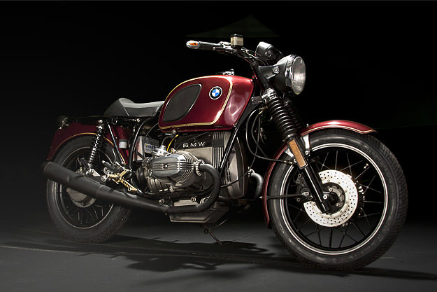 R100RS by Urban Motor