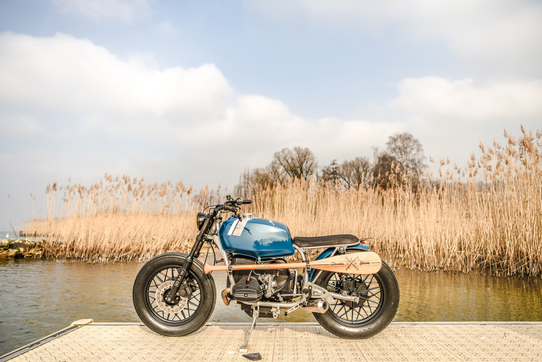 """1982 R65 """"WILLOUGHBY 65"""" by VTR Customs"""