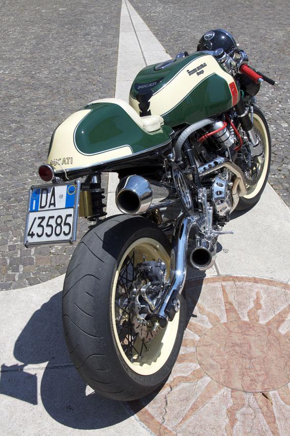 Ducati Sport Classic 1000 La Permalosa by Unique Cycle Work