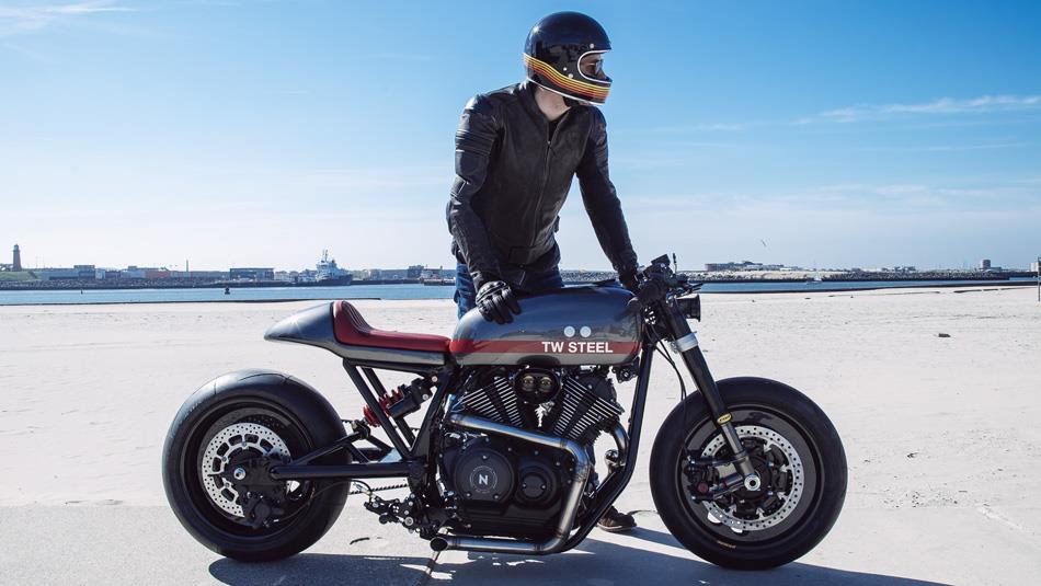 "Yamaha XV950 ""Son of Time"" by Numbnut Motorcycles"
