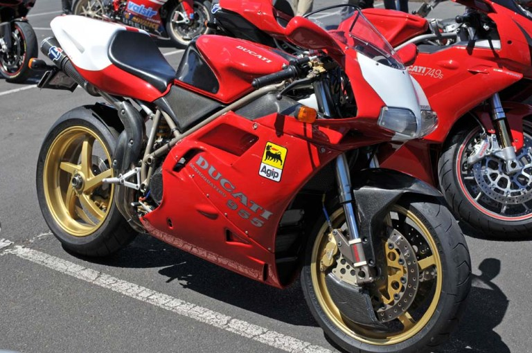 Ducati 955