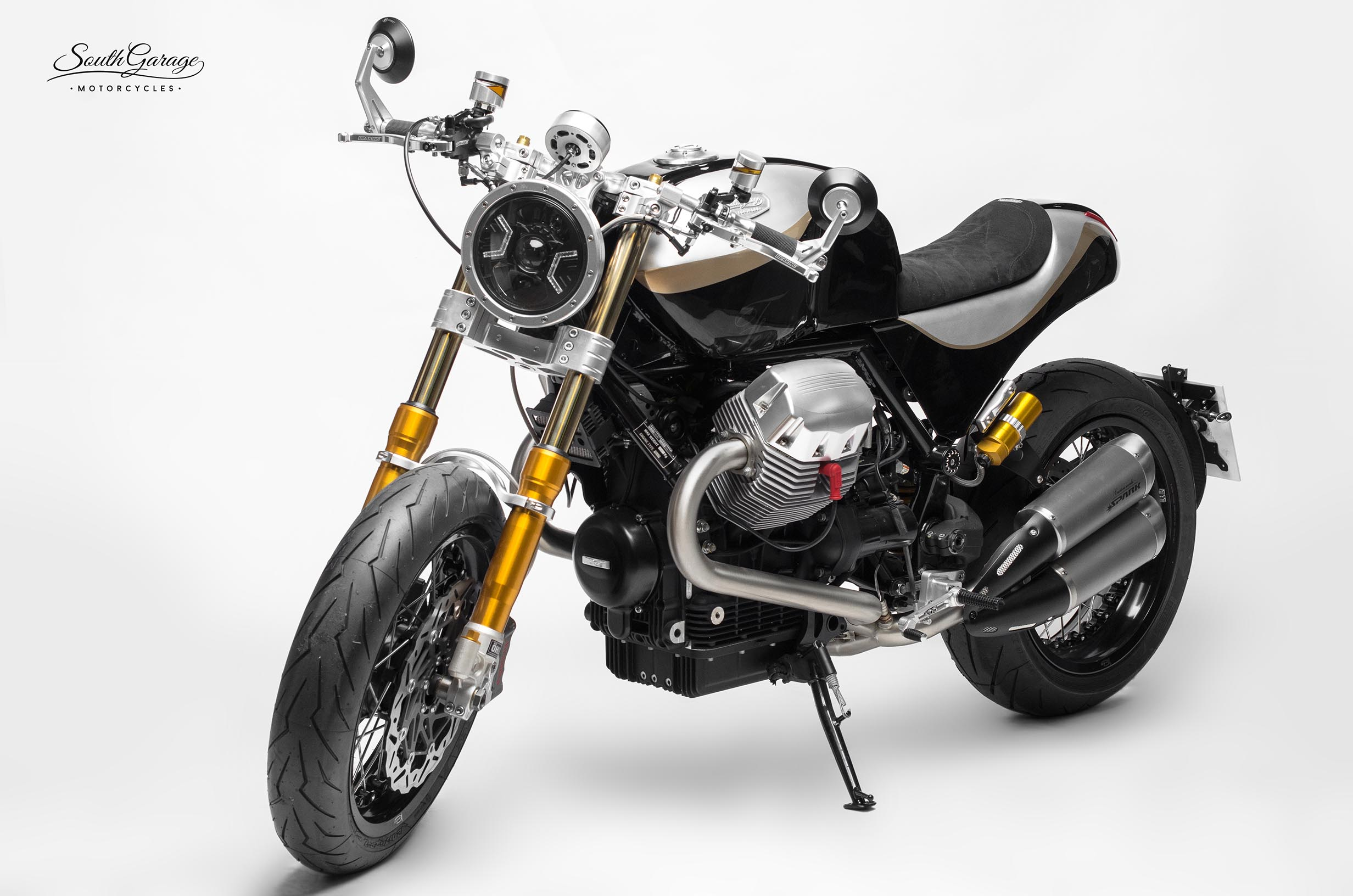 "MotoGuzzi Bellagio ""Fenice"" by South Garage"
