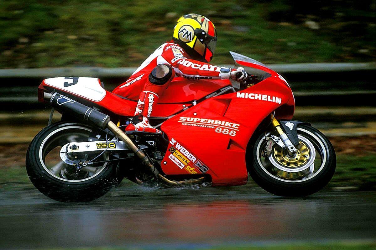 Ducati 888 Giancarlo Falappa