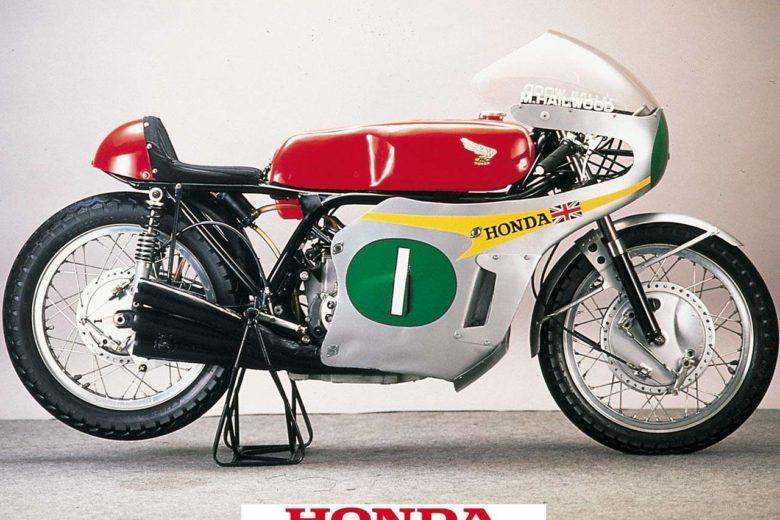 Honda RC166 250 1965