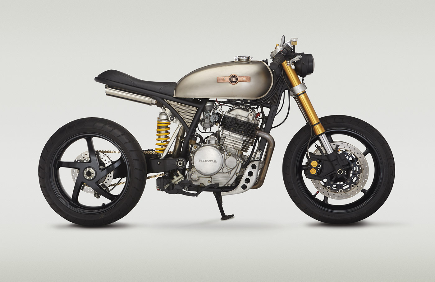 "Honda XR600L ""KT675"" by Classified Moto"
