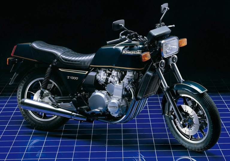 Kawasaki Z1300 1978