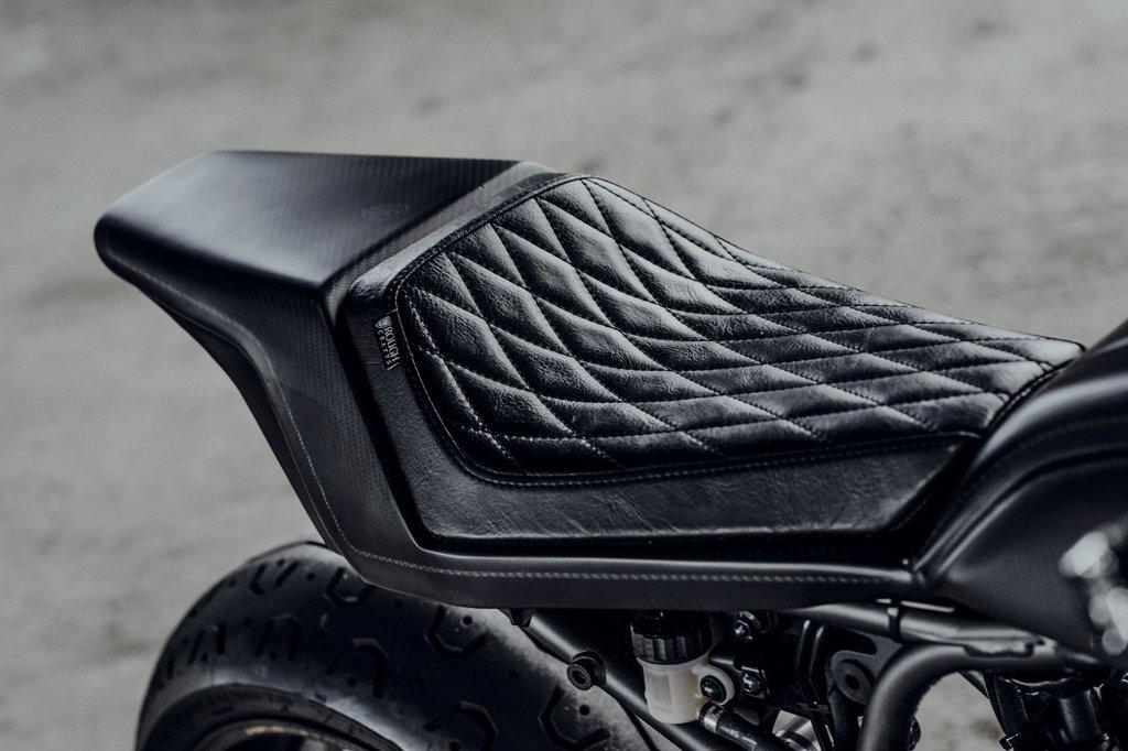 Yamaha XSR700 Flying Phantom by Rough Crafts