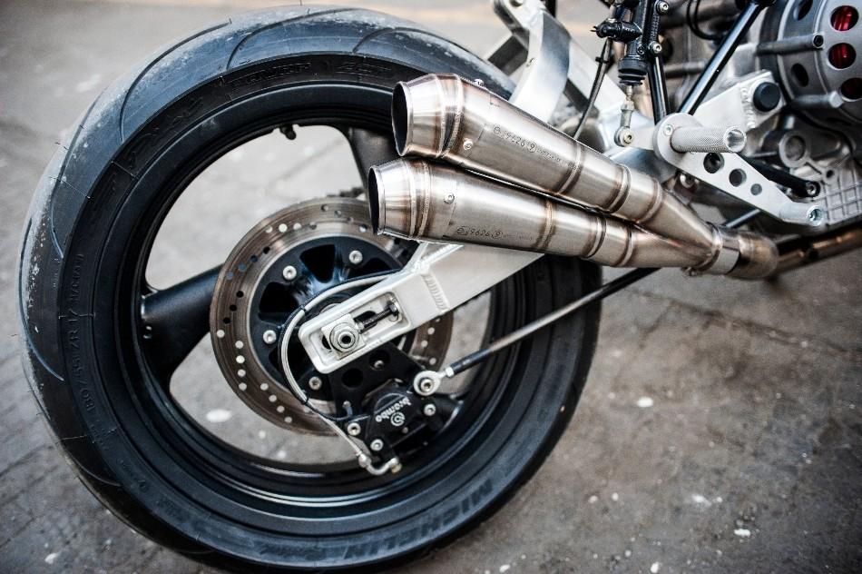 Ducati 900SS TT3 Difazio by Bernard Mont