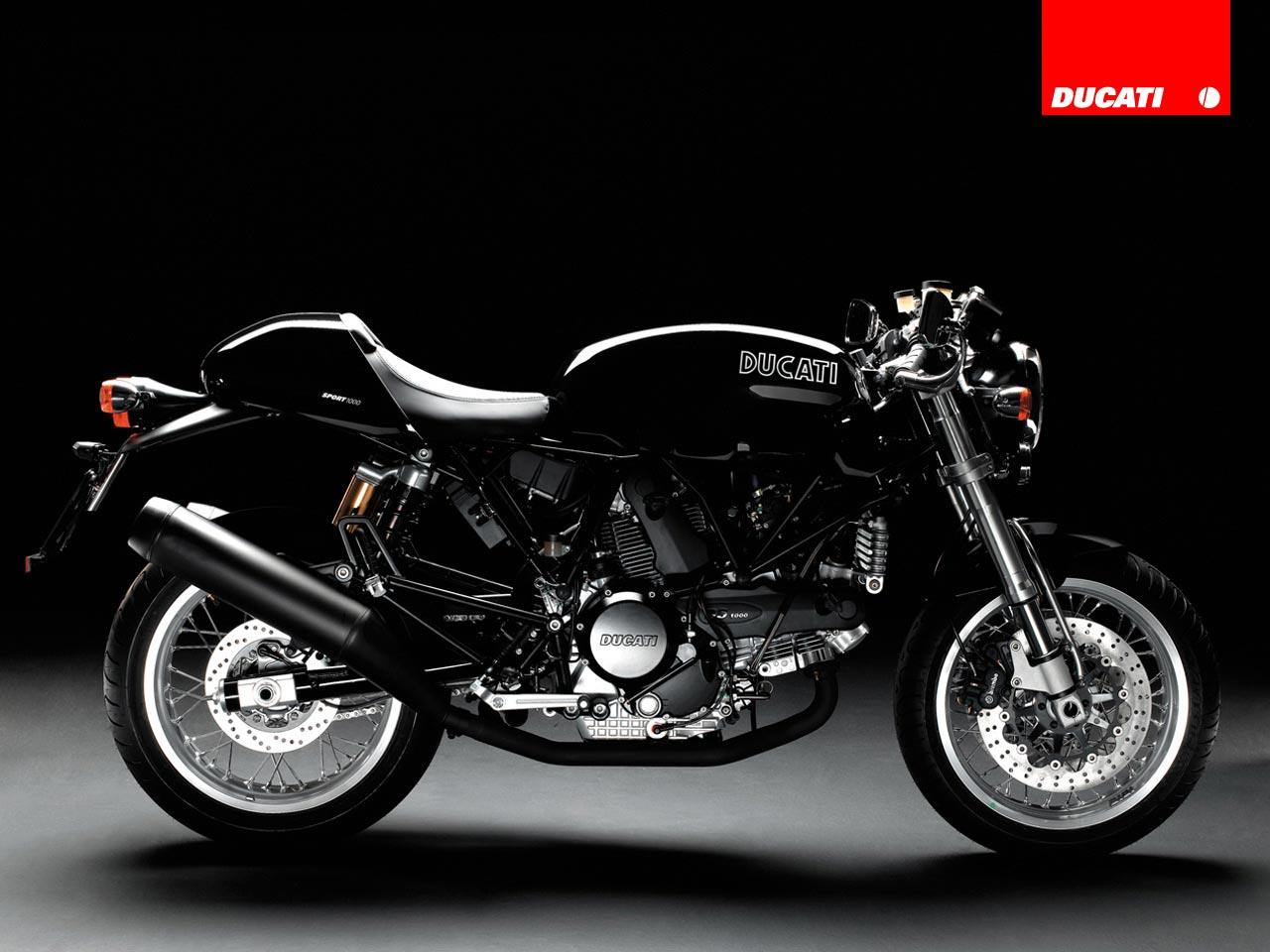 2008 Ducati SportClassic 1000 Biposta