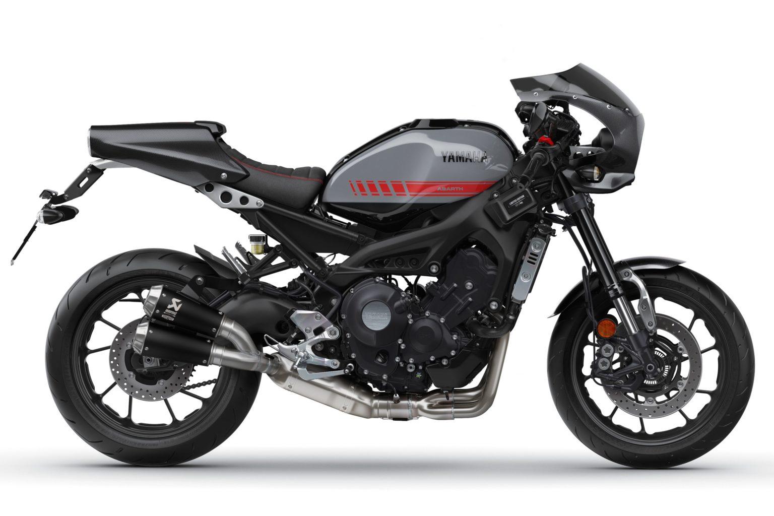 2017 Yamaha XSR900 Abarth