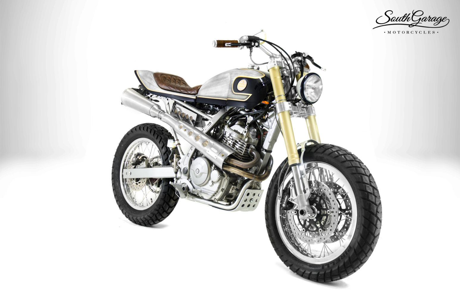 "Honda Dominator ""Calipso"" by South Garage"