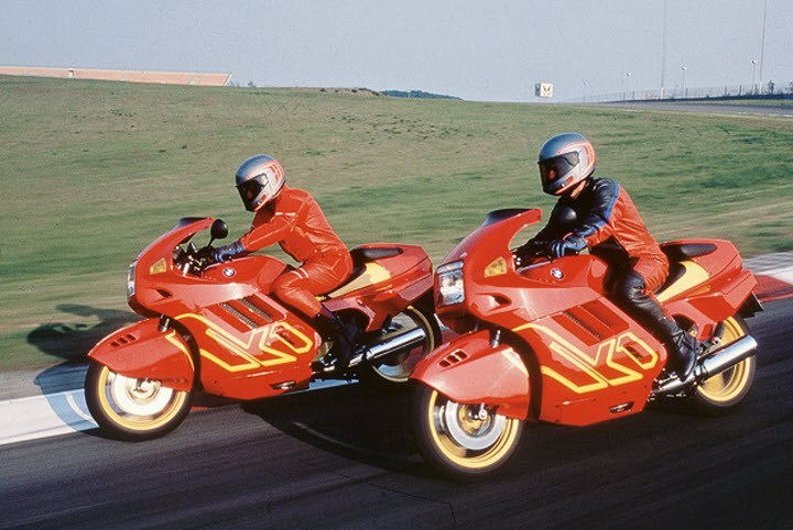 BMW K1: story of a commercial failure that got the job done