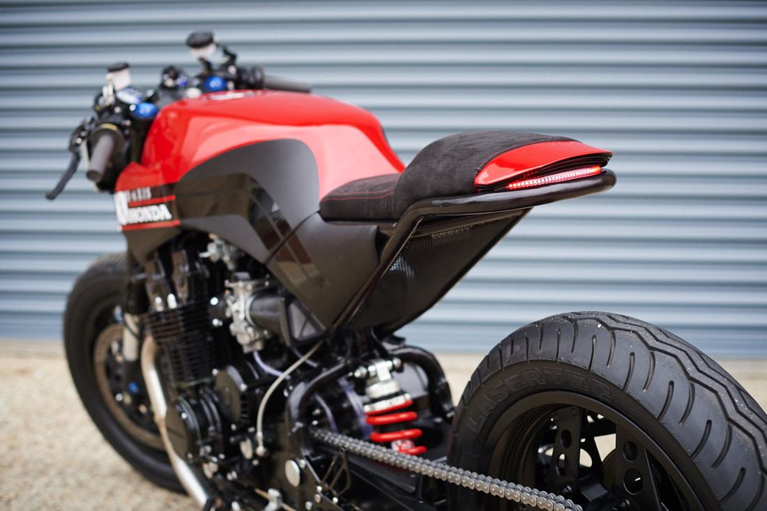 Honda CBX750 by X-Axis