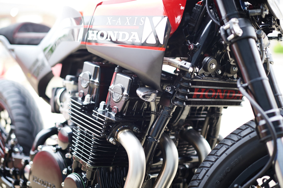 Honda CBX750 by X-Axis