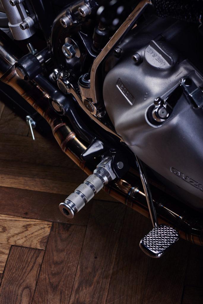 """Suzuki GN400 """"13"""" by Ventus Garage"""