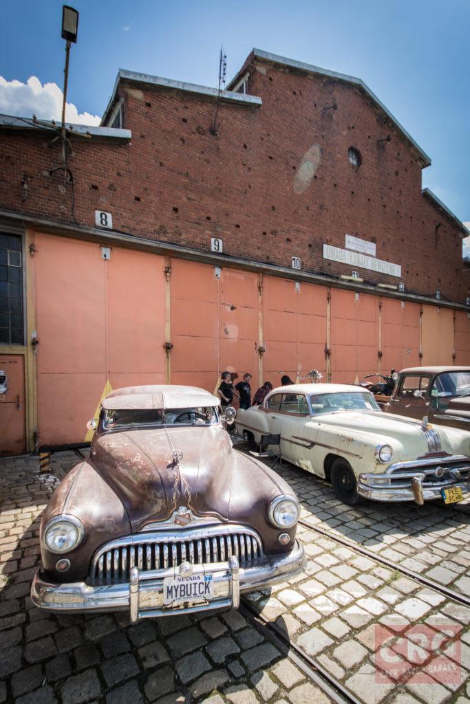 5th Kustom Konwent 2018 event in Wroclaw