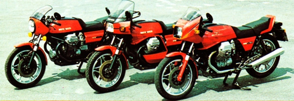 The Story Of Moto Guzzi Le Mans