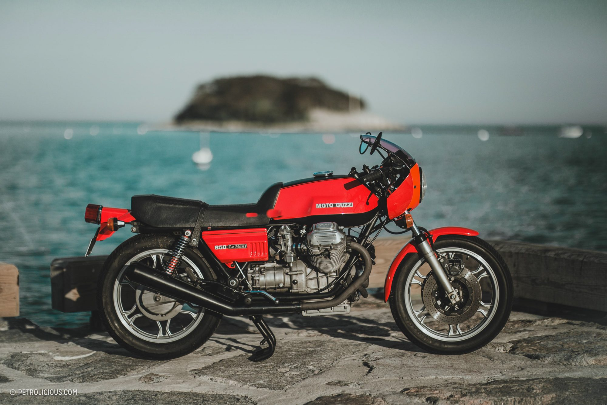 Moto Guzzi Le Mans | Classic Motorbikes